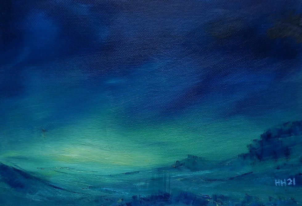 25 x 20 cm Misty sunrise $420.jpg