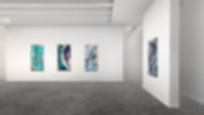 Lift art gallery, virtual exhibition, 3d art show, Kristen Herrington, buy art