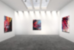 Lift art gallery, virtual exhibition, 3d art show, Sian Trombley, buy art