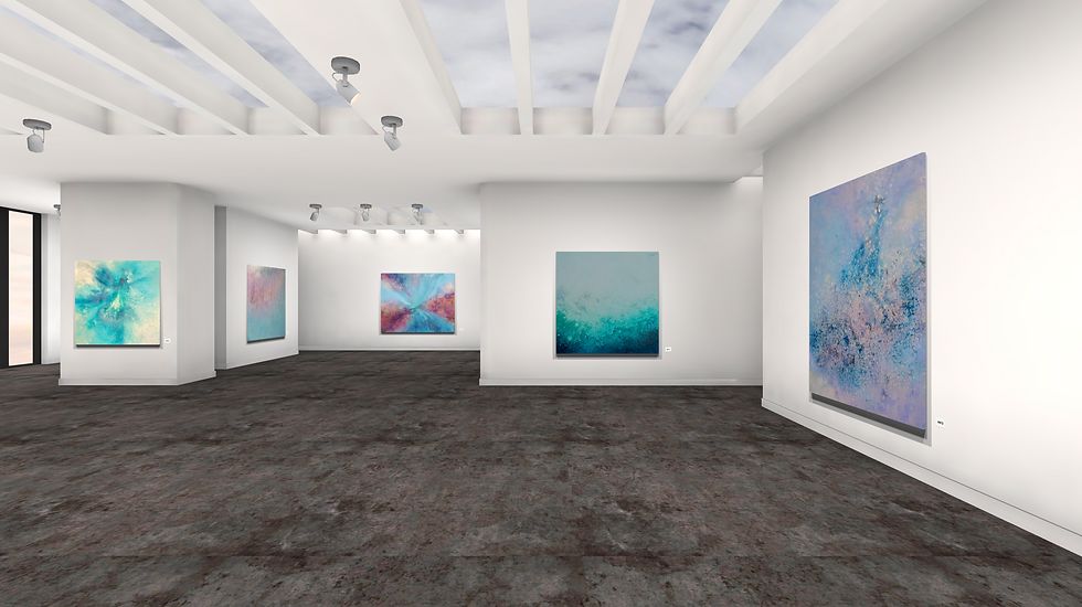 Lift Art Gallery, Virtual exhibition, 3.