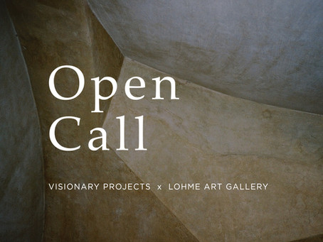 Disrupting the Stillness - Open Call
