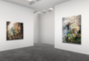 Lift art gallery, virtual exhibition, 3d art show, Michael Griesbeck, buy art