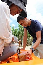 沖縄情熱農園 パッションフルーツ