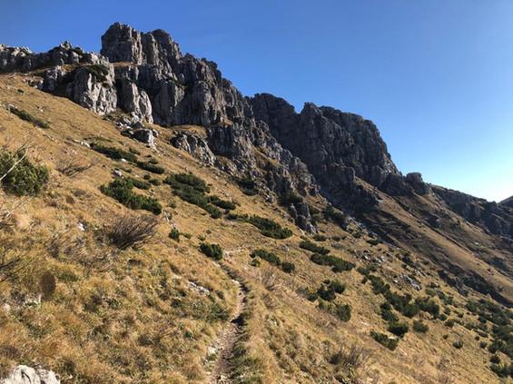 Sul Sentiero degli Stradini