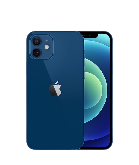 iPhone 12 - 64 Go -Bleu