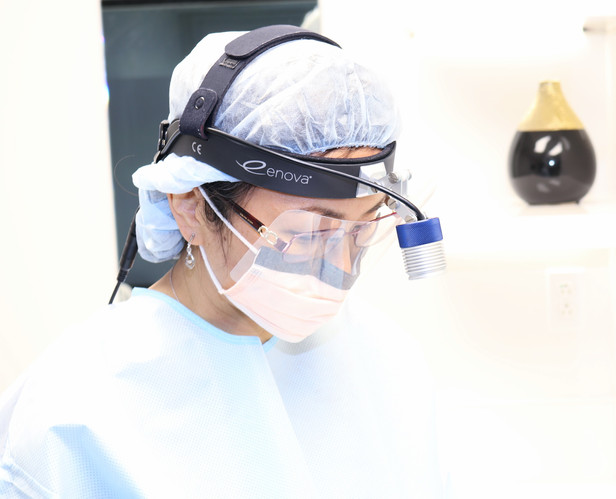 Dr. Y in Surgery