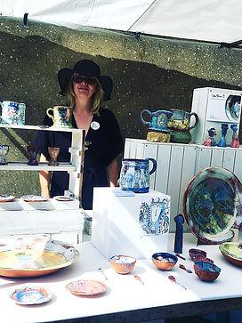 Lisa Slinn handmade ceramic artist