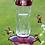 Thumbnail: Classic Glass Hummingbird Feeder