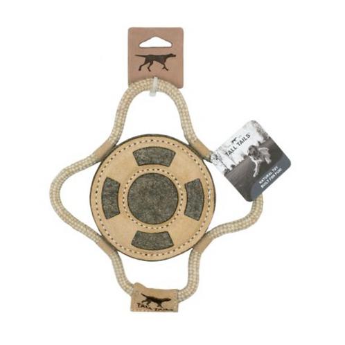 Natural Leather - Lifebuoy Tug Toy