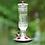 Thumbnail: Elegant Antique Glass Bottle Hummingbird Feeder