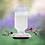 Thumbnail: Sun-Kissed Top-Fill Glass - Hummingbird Feeder