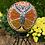 """Thumbnail: Butterfly Jewelled Mosaic Gazing Globe 10"""""""