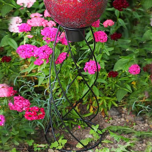 Large Helix Gazing Globe Stand