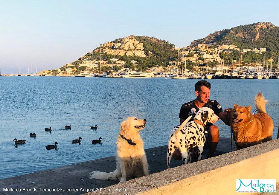 Tierschutzkalender Mallorca Brands Sven