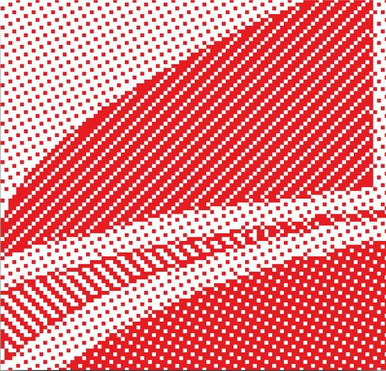 Textiltechnik - Bindungslehre für Jacqua