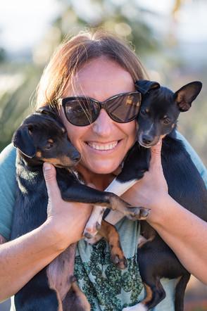 Anke Schürmann von SOS Animal in Calvia