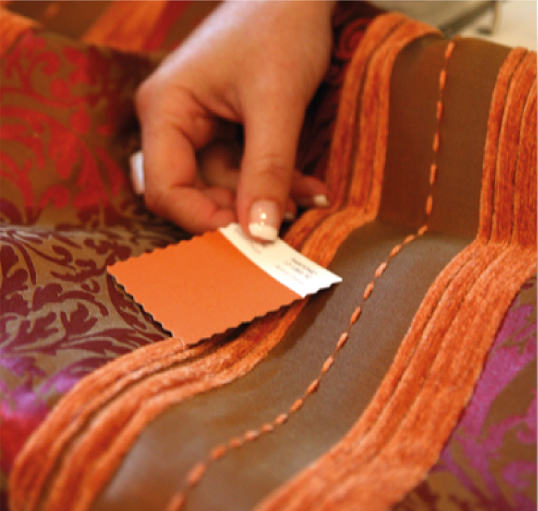 Textildesign - Stoffentwicklung