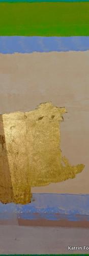 Elements 32, 100x100 cm by Katrin Förste