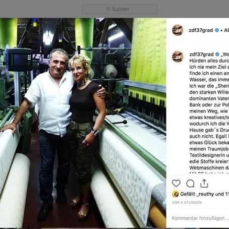 ZDF: 37Grad-Doku berichtet über einen besonderen Lebensweg