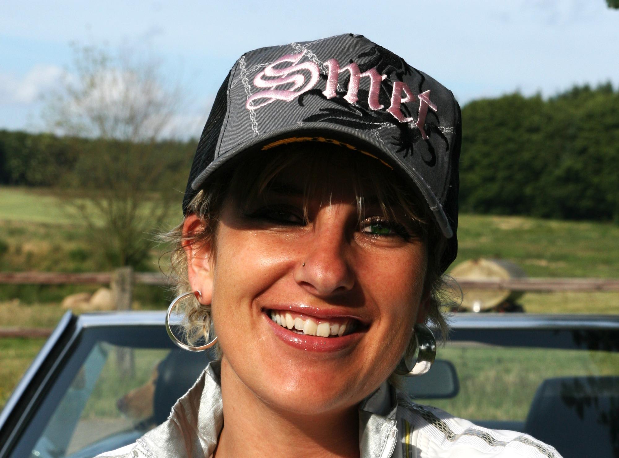 Claudia Hagn Textildesignerin und Techni