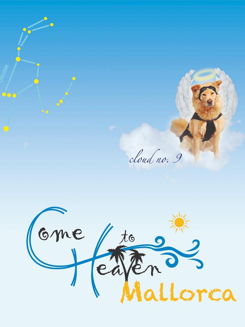 Come to Heaven - Mallorca by Claudia Hag
