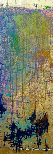 Elements 30, 100x160 cm by Katrin Förste