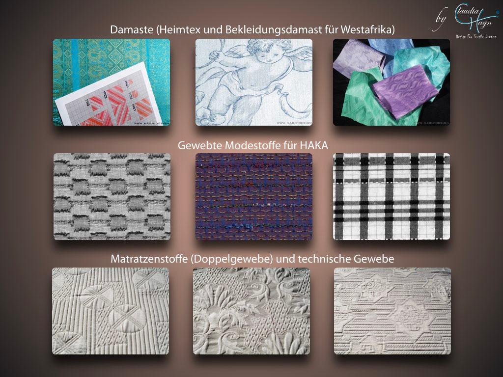 Claudia Hagn Portfolio-Textildesign 2018