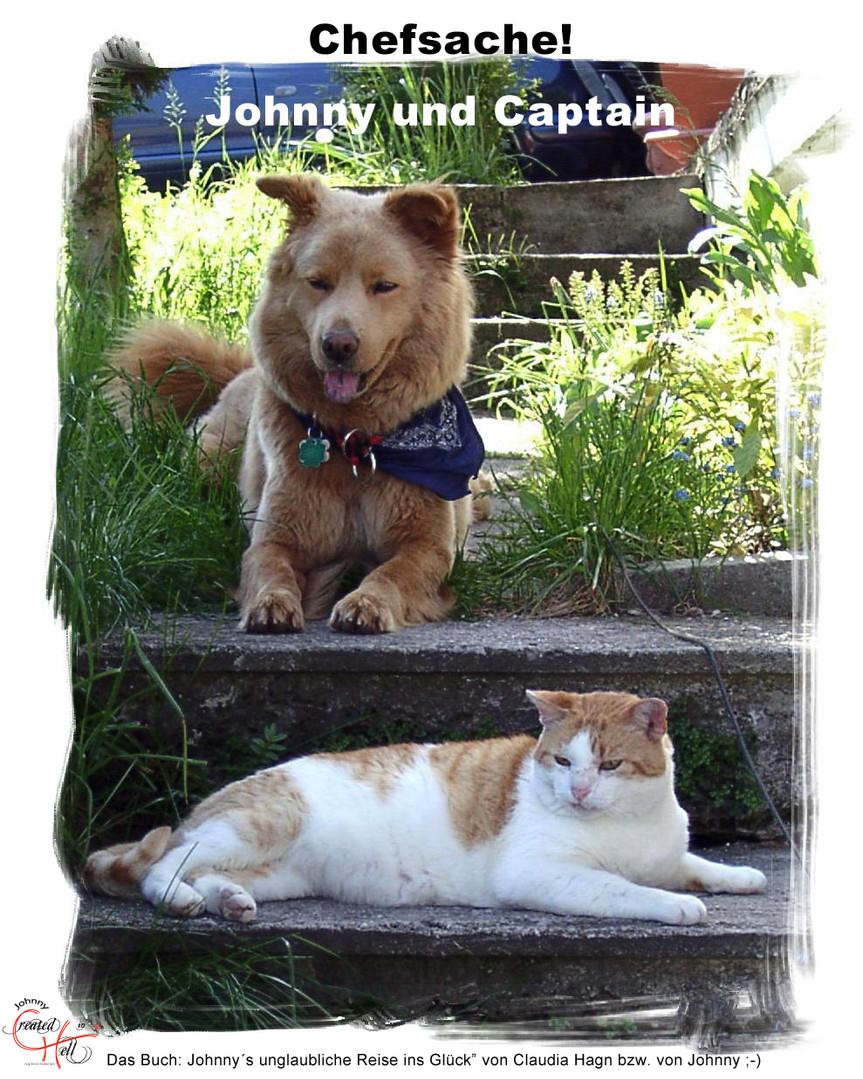 Johnny und Captain I