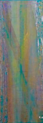 Elements 21, 195x130 cm by Katrin Förster