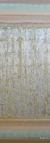 Elements 25, 170x150 cm by Katrin Förste