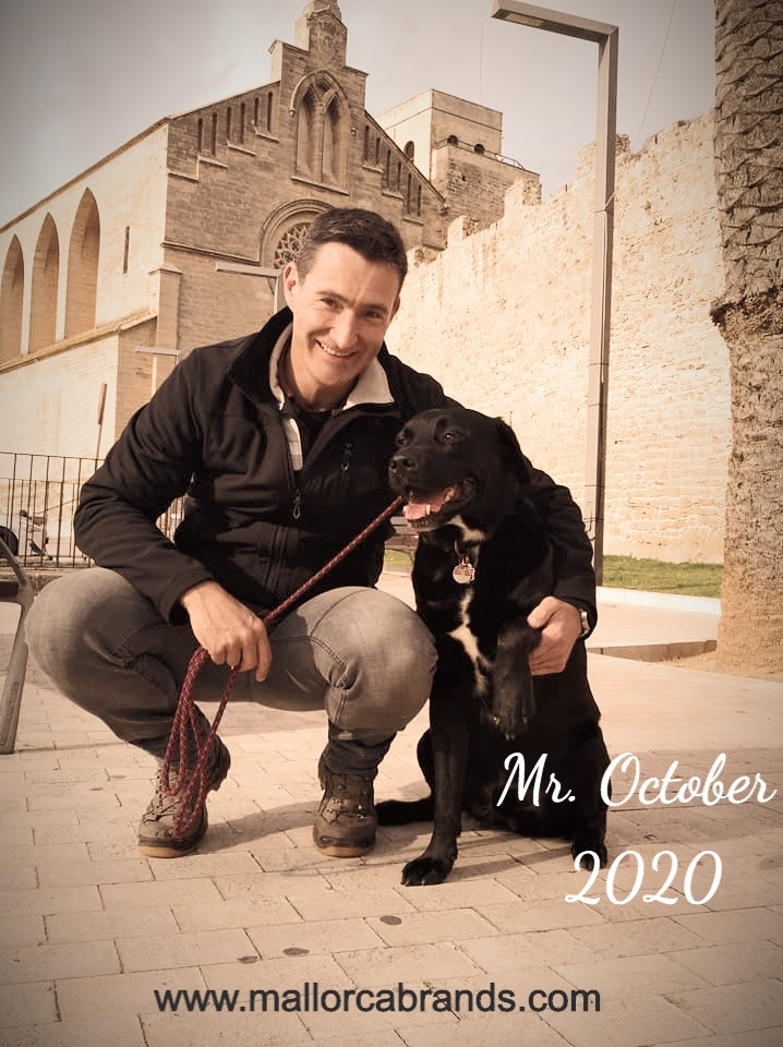 Mr. October 2020 Mallorca Brands Tiersch