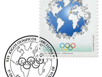 Selo Oficial Brasileiro dos Jogos Olímpicos de Barcelona