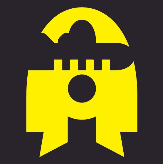 iBod (Yellow on Black)