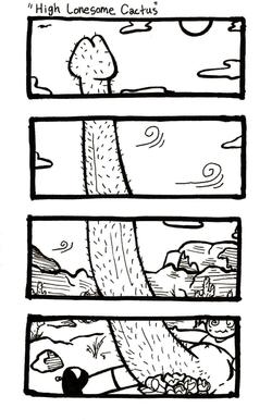 High Lonesome Cactus