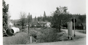 1949 or 1950 Old Collapsed Union Str bri