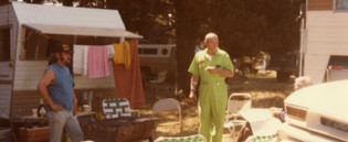 7-1981 NCFA Campout with Hayfork Bill Ho