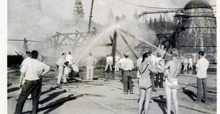 1959 or 1960 Trinity Co Mill Fire Planer