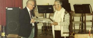 1981 Dept Annual Awards Party22 Plamer B