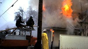 1968 Hourse Burn Training