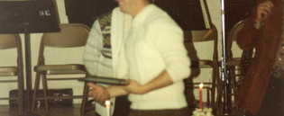 1981 Dept Annual Awards Party22 Andy AJ