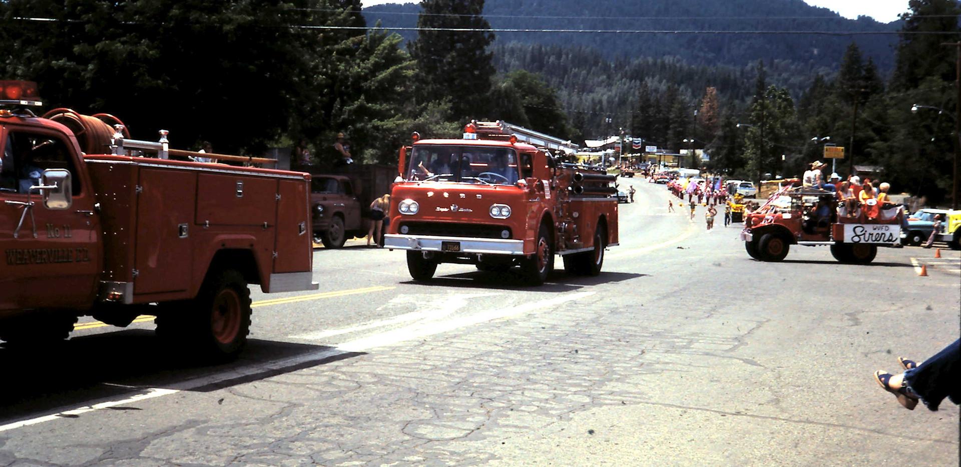 July 4th Parade 1978