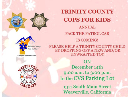 Toy Drive information