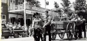 7-3-1975 Village Faire Parade Glenn Tayl