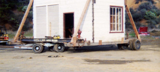 2-1976 Training Tower moved from TCSO si