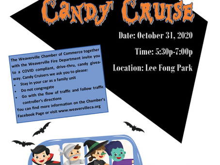 Halloween Candy Cruise