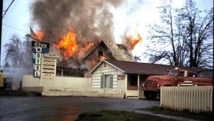 1968 House Burn Training