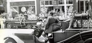 7-3-1975 Village Faire Parade Danny Mill