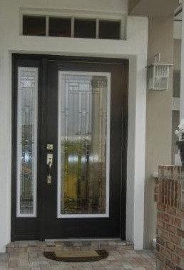 Naples Door Glass
