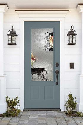 Vapor Door Glass