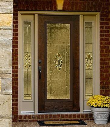 Princess Door Glass